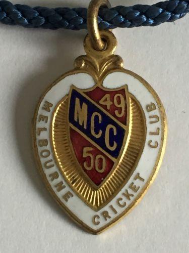 1949-50-MELBOURNE-CRICKET-CLUB-MCC-COUNTRY-MEMBERS-BADGE-RARE