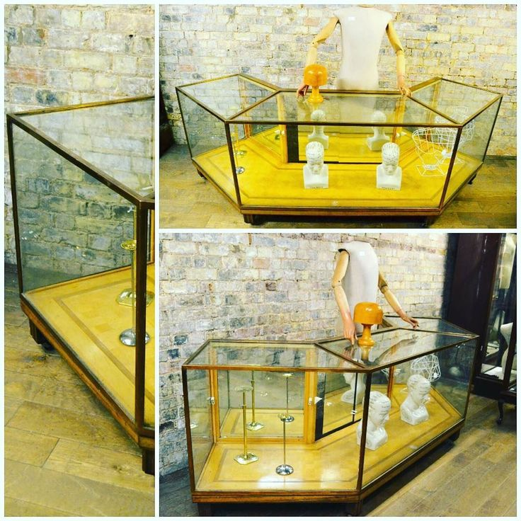 Jewelry Display Counters at D and A Binder I One of our favourite models to come through our store this amazing piece has plenty of space parquet floor and would be stunning in department storea or fashion boutiques! Check out our website for similar items today.