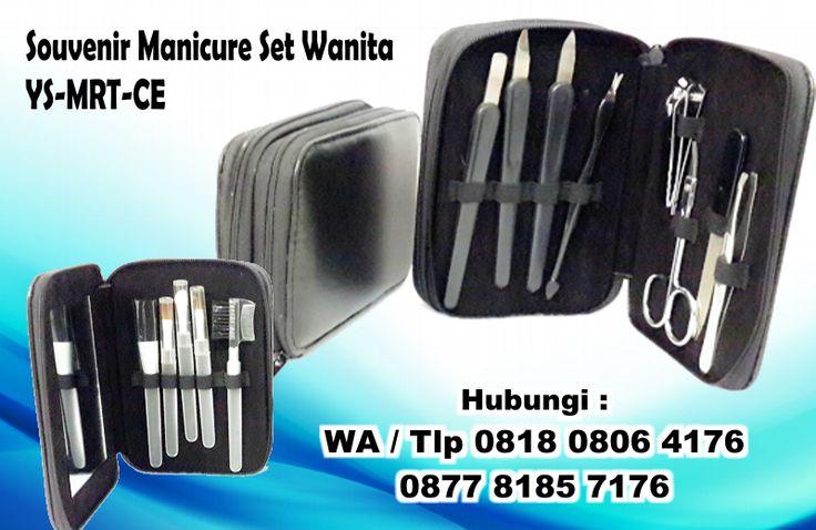 Jual Souvenir Manicure Set Wanita YS-MRT-CE