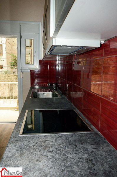 Ολική Ανακαίνιση Οικίας στους Αμπελόκηπους - Πριν και Μετά - Κουζίνα