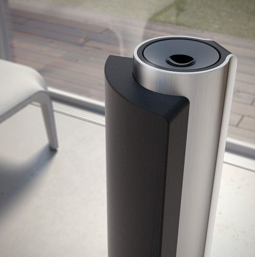 Design3 | LG Electronics Home Theatre Speaker