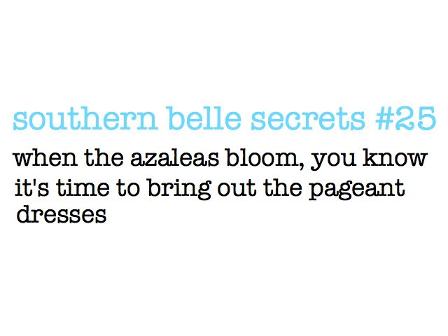 Southern style pageant dresses