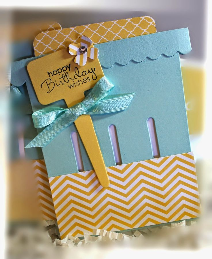 Me, My Stamps and I: Berry Basket Gift Card Holders