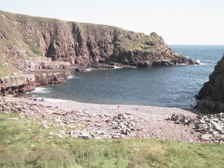 Holiday Cottage in Wick with walking and TV
