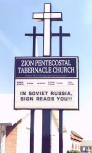 Sign Reads You!