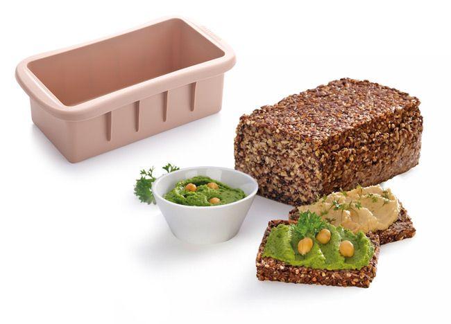 Semínkový celozrnný chléb s psyliem