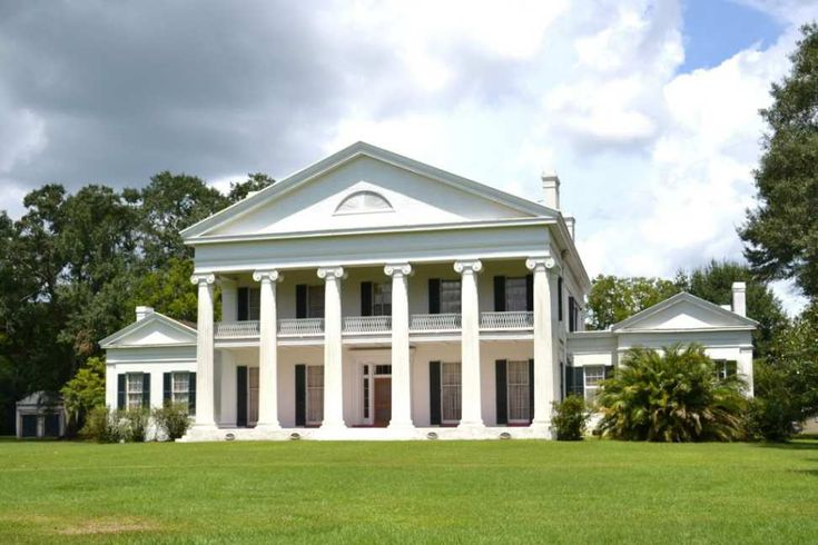 Madewood, the great Henry Howard plantation house just outside Napoleonville, Louisiana, was built by the Pugh Family in 1846. They lived there until 1896 and are buried on the property; Madewood was…