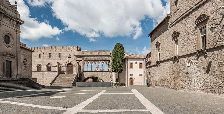 Palazzo dei Papi - Viterbo - IT