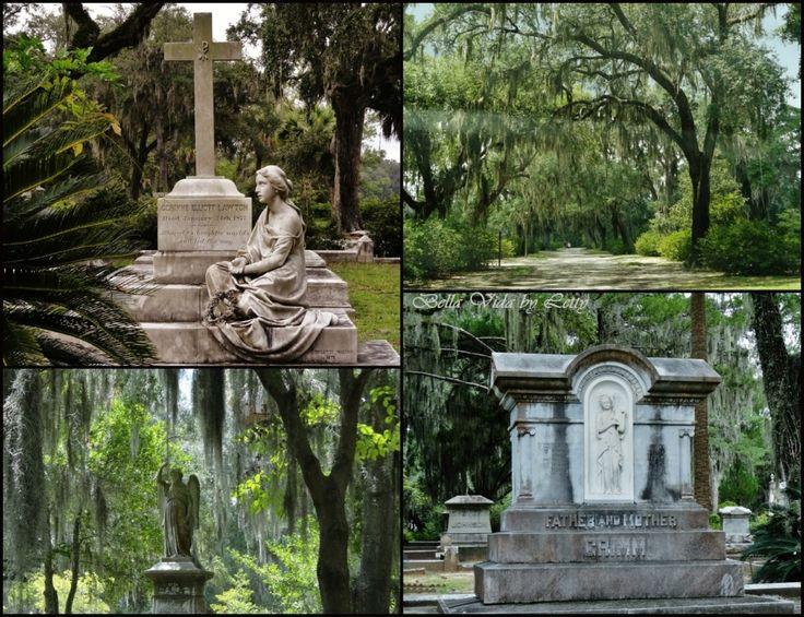 Must See Tombs in Bonaventure Cemetery | Notable Burials ...