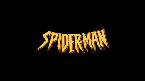 Logo, spider-man, and spiderman