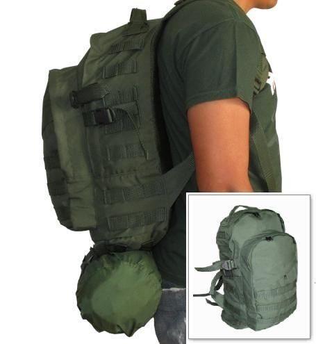 Mochila Tática De Combate/aventura/camping/militar/notebook