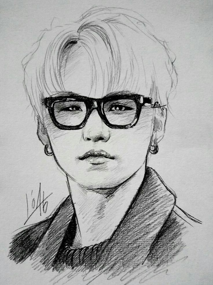 Scribble Drawing Artists : Suga fanart k pop pinterest bts and