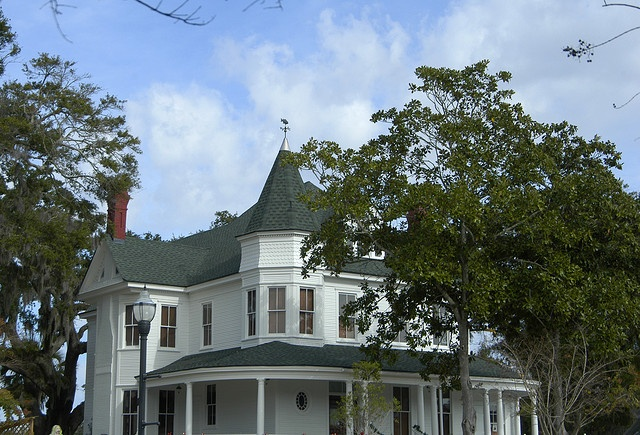 Victorian home in fernandina beach on amelia island for Most beautiful homes in florida