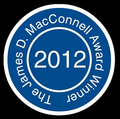 The 2012 James D. MacConnell Award Winner - CGA Architects