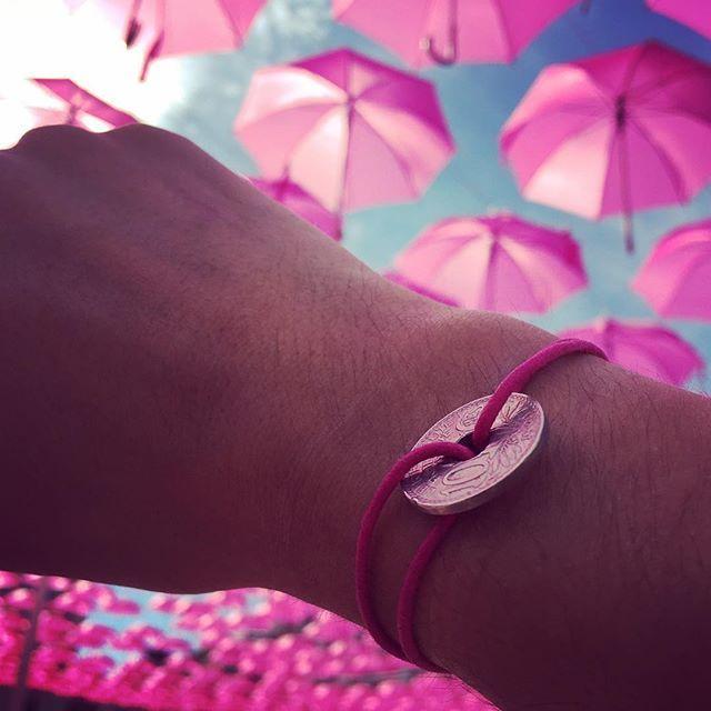 """""""Octobre rose"""" 22e édition de la lutte contre le cancer du sein !!! #lesoufrancais #handmade #madeinfrance #luttecontrelecancerdusein #2015 #octobrerose #femme #cancer #love"""