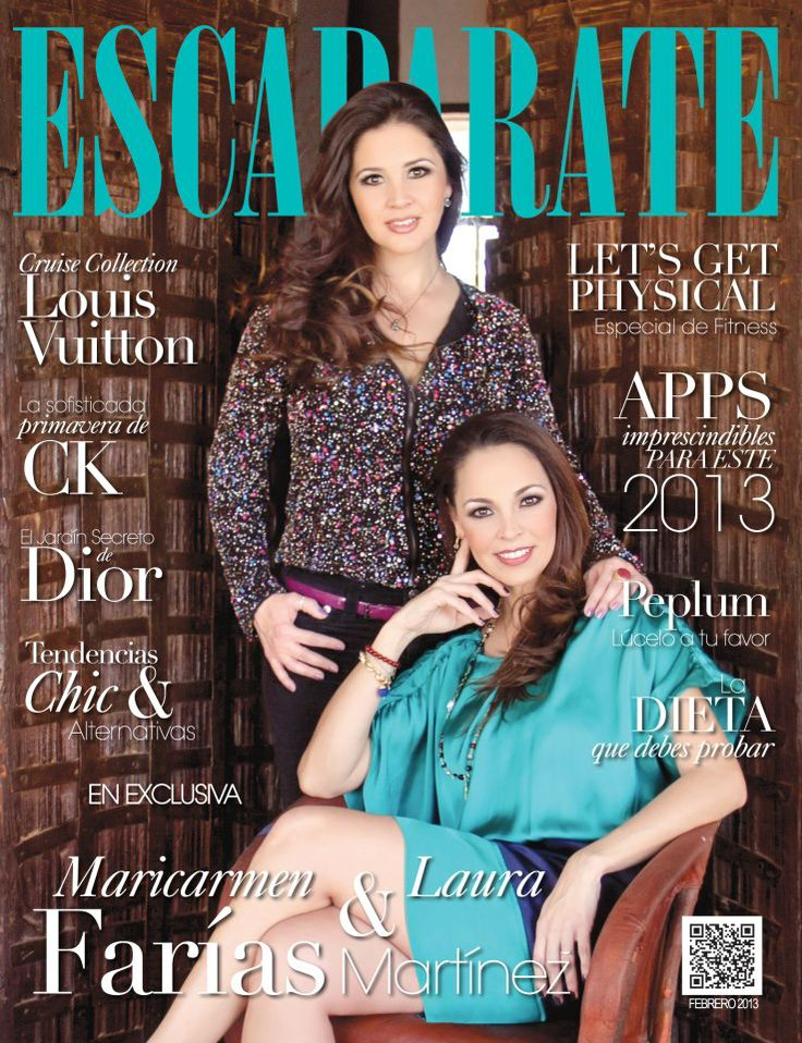 Febrero 2013 Revista Escaparate Saltillo
