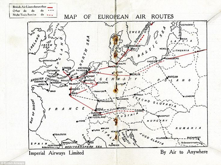 Best Traveling By Air Images On Pinterest British Airways - Us airways europe route map