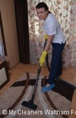 Carpet Cleaning by My Cleaners Waltham Forest