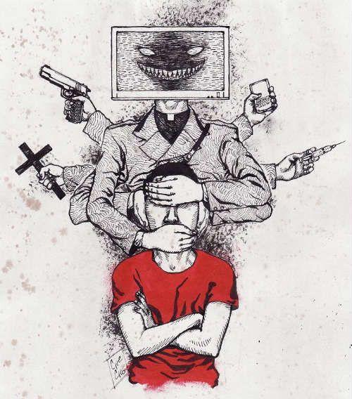... INDICIOS QUE MUESTRAN QUE TODOS SOMOS ESCLAVOS. http://www.parroquiamagdalena.es/index.php/para-la-catequesis/279-10-estrategias-de-manipulacion-a-traves-de-los-medios