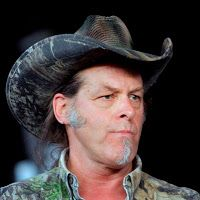 "Ted Nugent Calls Stevie Wonder's Boycott of Florida ""Brain Dead"""