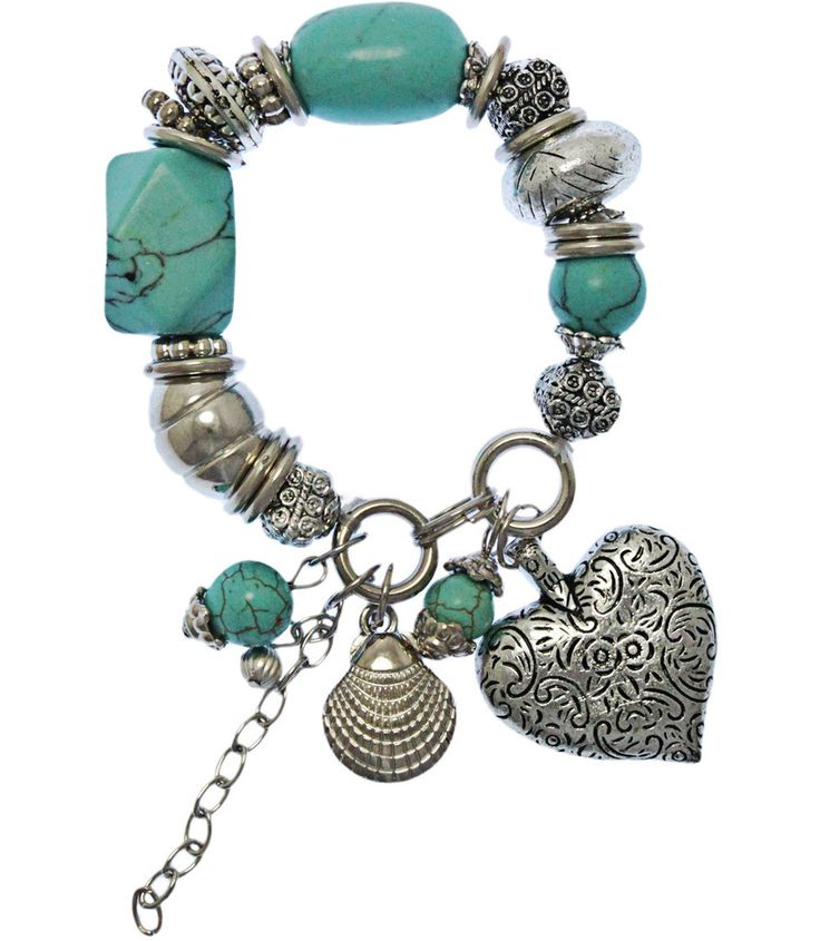 LOVE TURQUOISE BRACELET IN TURQUOISE