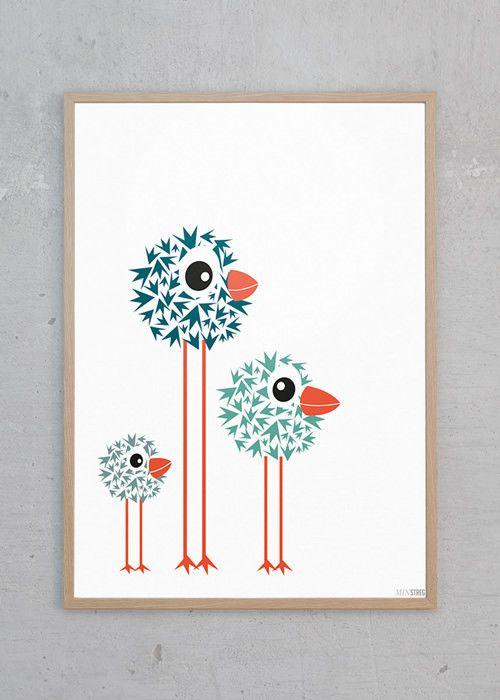 MinStreg: Birds | Just Spotted