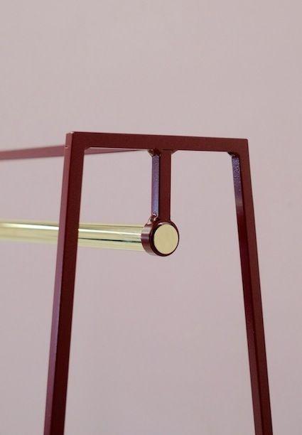 17 best ideas about clothes rail on pinterest wardrobe. Black Bedroom Furniture Sets. Home Design Ideas