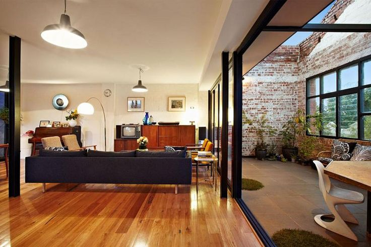 New York-Style Warehouse Conversion in Melbourne (3)