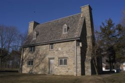 Oldest stone house in America 1639  Henry Whitfield House, Guilford, CT ~♥~