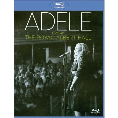 Adele: Live at the Royal Albert Hall (2 Discs) (Blu-ray/CD)