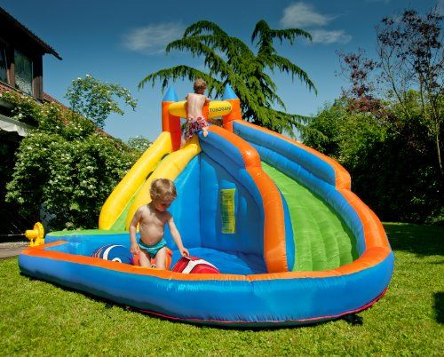 481 best Pools, waterslides, etc images on Pinterest Backyard - garten pool aufblasbar