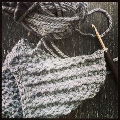 Gratis haakpatroon: stoere steek / Free pattern: tough stitch | Jenin's