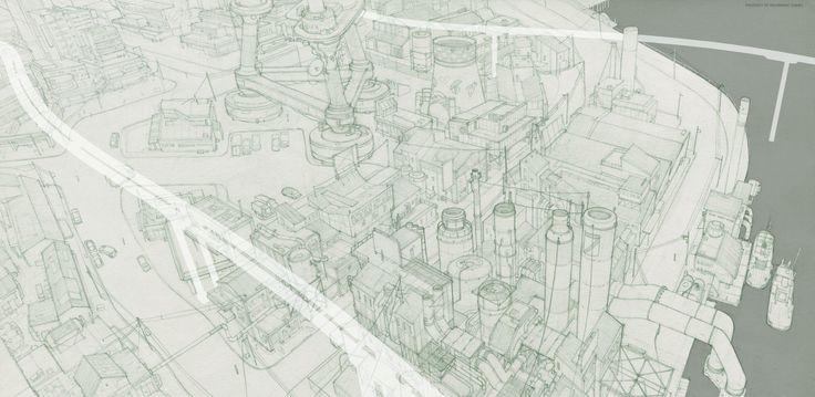 Artes do game Sunset Overdrive, da Insomniac Games | THECAB - The Concept Art Blog