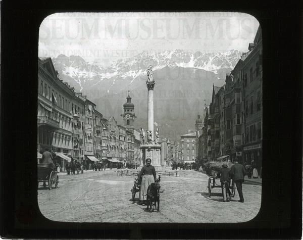 Marie Theresienstrasse, Innsbruck, Austria   saskhistoryonline.ca