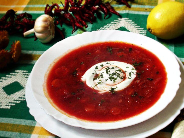 Hússal vagy hús nélkül? Így is, úgy is nagyon finom és sokak kedvence ez a hazájában klasszikus, de nekünk különleges orosz étel
