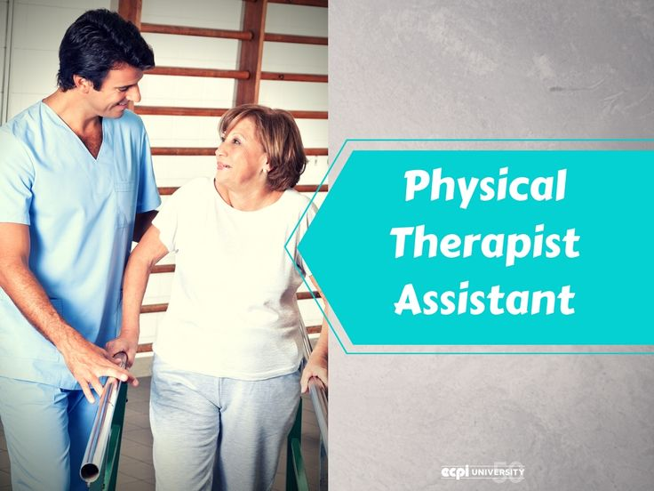 Physical Therapist Assistant most popular majors 2017