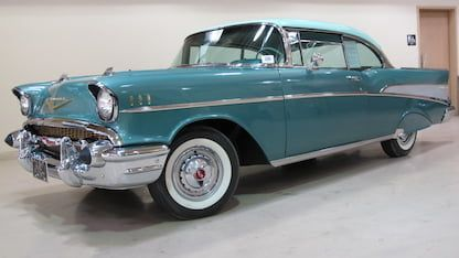 1957 Chevrolet Bel Air Image...Beep beep..Re-pin brought to you by agents of #Carinsurance at #Houseofinsurance in #Eugene/Springfield OR