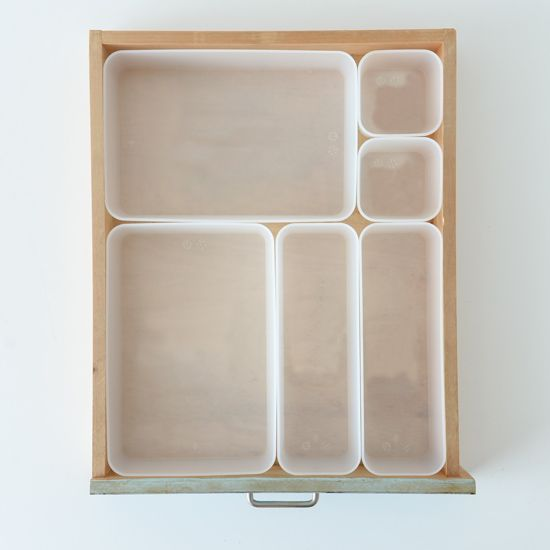【お片づけ特集】後編:収納ボックスやケースを使ったキッチン収納術を試してみました