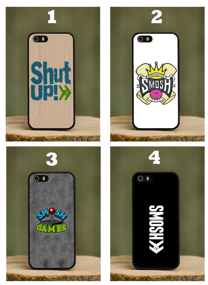 Smosh Sketch Comedy Games Phone Case Cover Fits Apple iPhone Samsung Galaxy HTC in Mobile Phones & Communication, Mobile Phone & PDA Accessories, Cases & Covers | eBay
