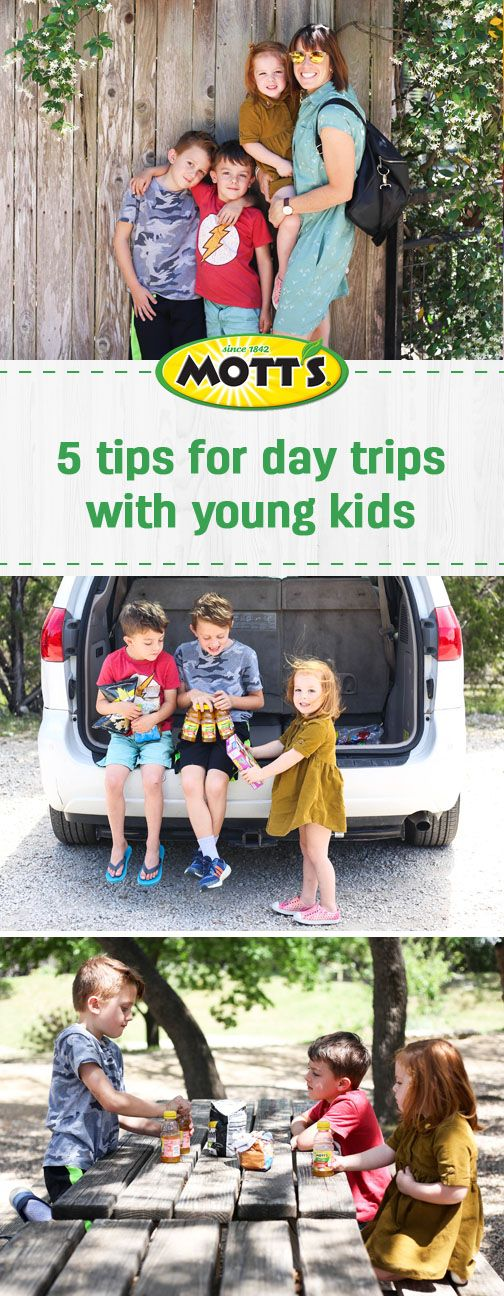 You've planned a fun day trip to take with your kiddos this summer—now all that's left is to grab the essentials to make this trip even more enjoyable. Check out these 5 Road Trip Tips to discover simple ways and delicious treats you can bring on your vacation—like Mott's®​ 100% Apple Mango Juice—to keep your kids entertained and happy. Plus, you can head to Dollar General to find what you'll need.