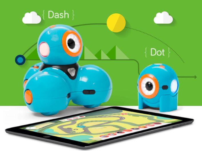 Billedresultat for robotter til undervisning