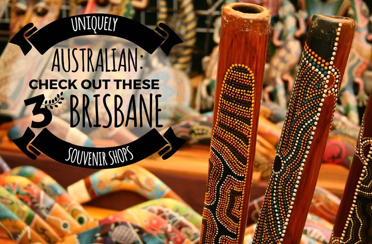 Want something uniquely Australian for keepsake? Check out these three Brisbane souvenir shops for some great shopping!