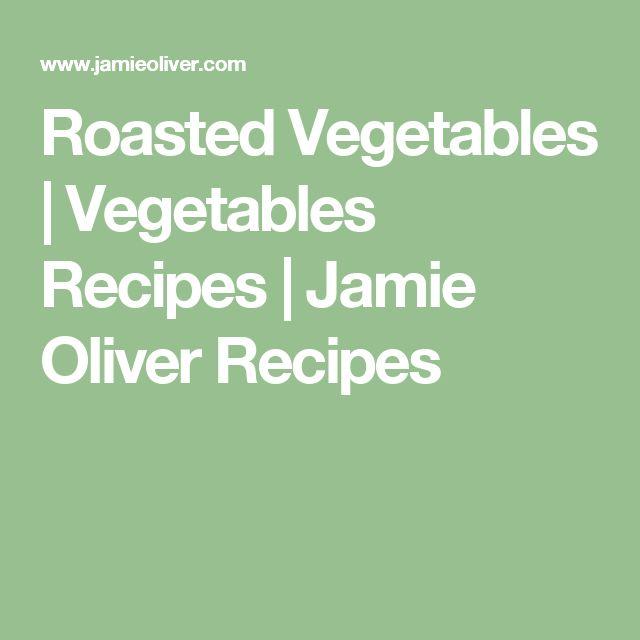 Roasted Vegetables   Vegetables Recipes   Jamie Oliver Recipes