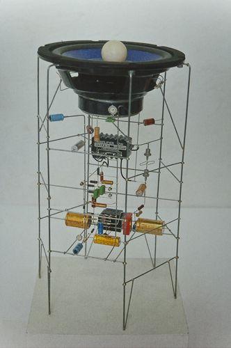 Peter Vogel - interaktive Objekte