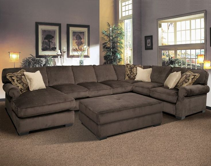 Found it at Wayfair - Grand Island Sleeper Sectional; THIS is what we need to replace our living room furniture with I love it! : big sectional sofa - Sectionals, Sofas & Couches