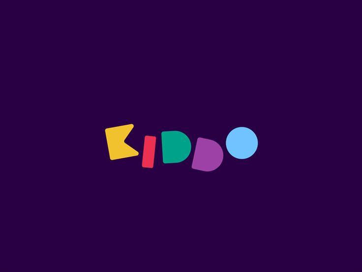 Kiddo Branding by Pavel Pavlov #Design Popular #Dribbble #shots