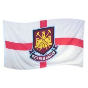 Official 5Ft X 3Ft West Ham United Fc England Flag by West Ham United F.C.. $14.25. Official Licensed Product. 5ft x 3ft. WEST HAM UNITED F.C. Metal Eyelets. Large Flag. West Ham United F.C Large Flag * Metal Eyelets *5Ft X 3Ft Official Licensed Product
