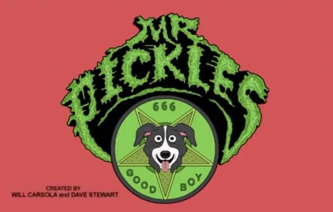 Mr Pickles Is another weird/ ultra violent/ hilarious show from adult swim about a satanic dog and his boy