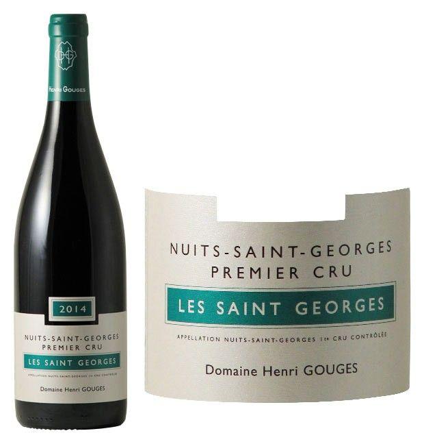 Nuits-Saint-Georges 1er Cru Les Saint-Georges