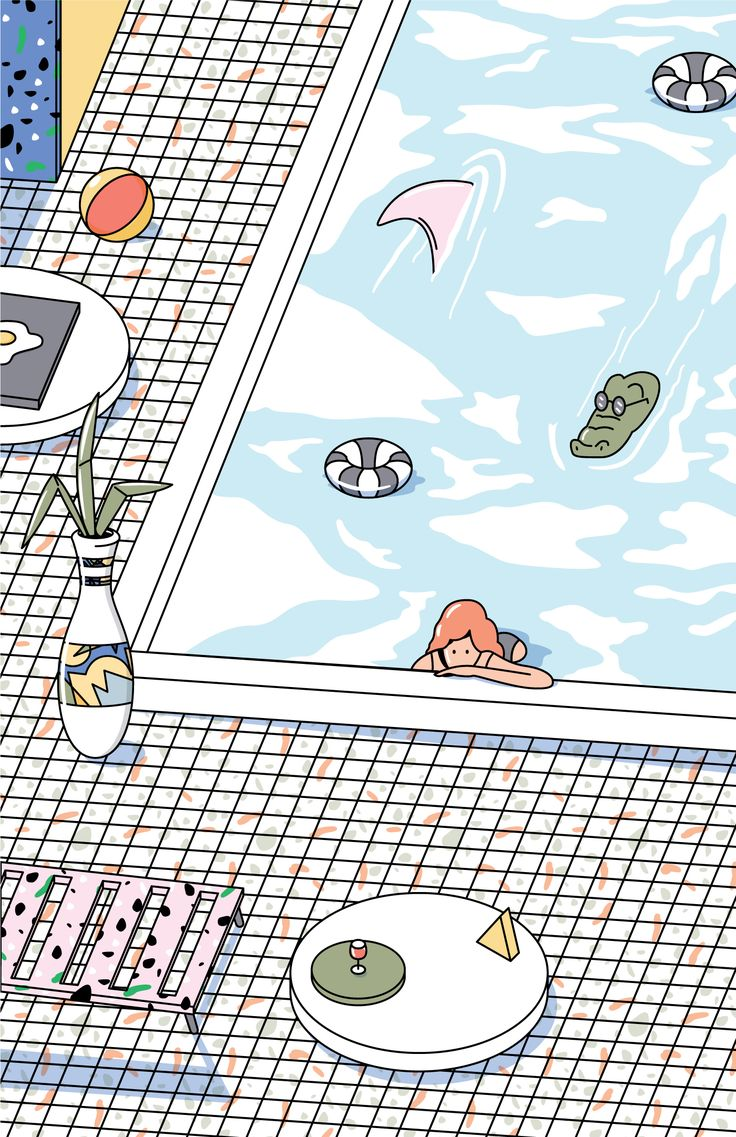 Personal Illustration in 2015 Beach Room & Towel Girl-Actually, I done with this drawing while I have been travel to the Koh Tachai (South of Thailand). In every moment while I travel it is like whenI walk in the gallery. See and learn how wonderful …